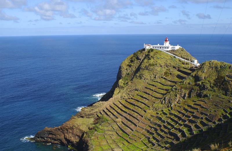 Santa Maria Casas Aorianas Azores Natural Lodging